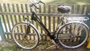 Житель Севска в поисках денег украл велосипед