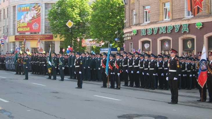 В Брянске День Победы отметят праздничным фейерверком