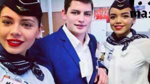 Мечтал связать жизнь с небом: погибшему бортпроводнику было 22 года