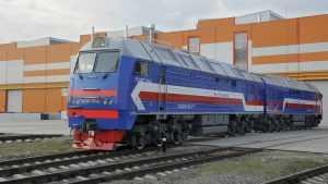 Трансмашхолдинг начал поставки «БалтТрансСервису» грузовых тепловозов 2ТЭ25КМ