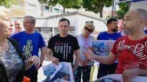 Европа поставила на место украинцев после провокации в Лиссабоне