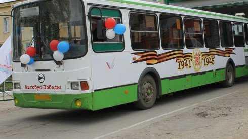 В автобусах и троллейбусах Брянска зазвучат мелодии военных лет