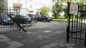 В Брянске совершен дерзкий побег из придомовой «колонии»