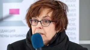 Либералка Чижова: «Блокадный Ленинград уморил Сталин»