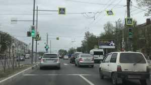 Самый опасный участок дороги в Брянске стал самым безопасным