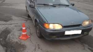 Под Клинцами пенсионер на ВАЗе сбил пешехода