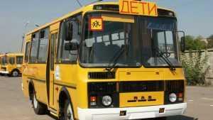 Для школ в Брянской области купят 24 новых автобуса
