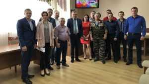 Заслуженным работникам «Брянсксельмаша» вручили памятные медали
