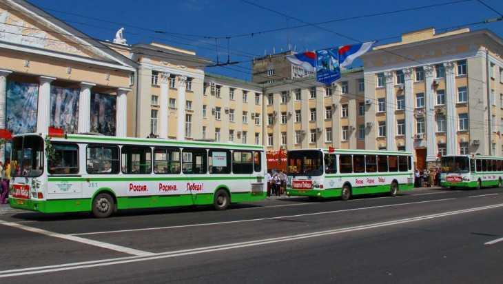 После фейерверка брянцев развезут дополнительные троллейбусы