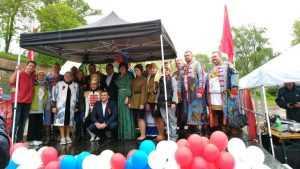 Брянский ансамбль «Ватага» 8 мая выступил в Страсбурге