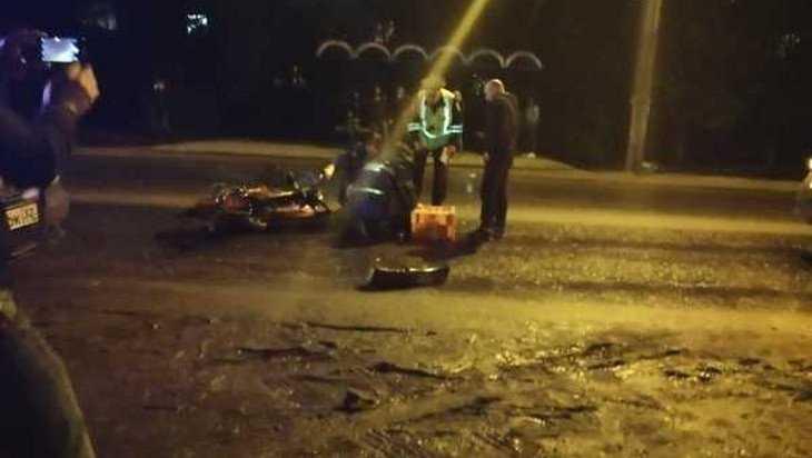 В Бежице 19-летний водитель мопеда врезался в «Рено»
