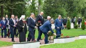 В Брянске оказали почести Героям Великой Отечественной войны
