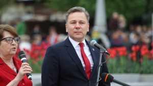 Глава польского Конина обратился к жителям Брянска