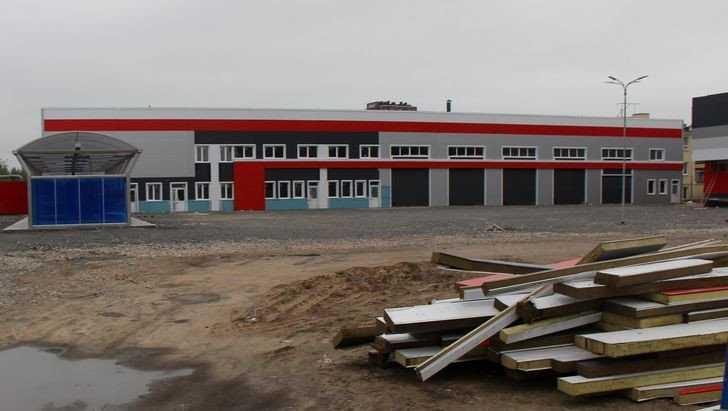 В Брянске рядом с ГИБДД построят магазин и станцию техобслуживания