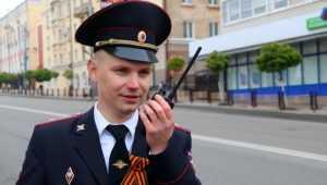 В Брянской области День Победы отпраздновали без происшествий