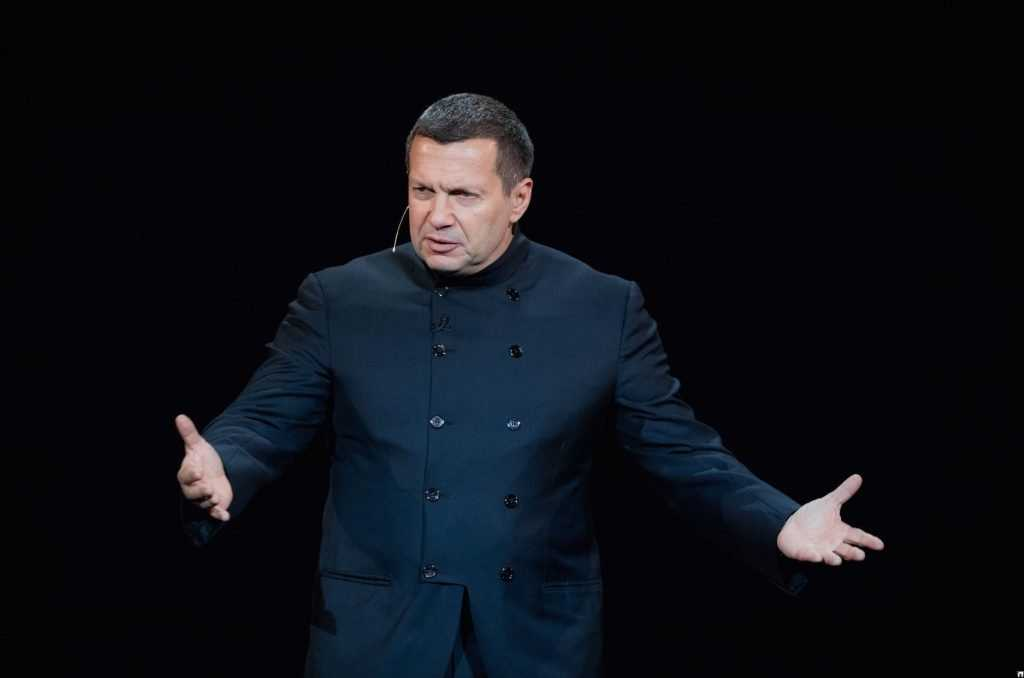 «Какеврей еврея спрашиваю»: Соловьев жестко ответилВиторгану