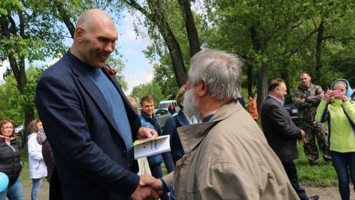 В Клинцах прошли областные соревнования по рыболовному спорту