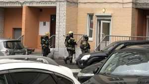 В Брянске спасатели не смогли прорваться через баррикады машин