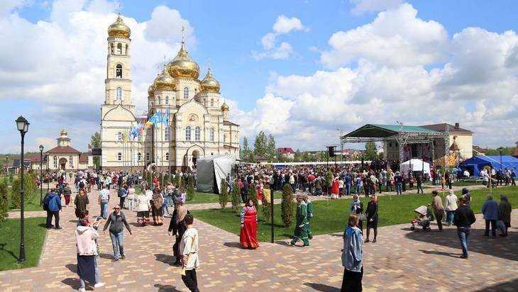 Брянская делегация приняла участие в фестивале «Традиции Святой Руси»