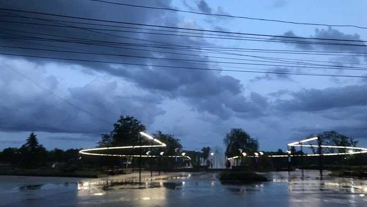 В Брянской области 12 мая прогнозируют дождь и грозу
