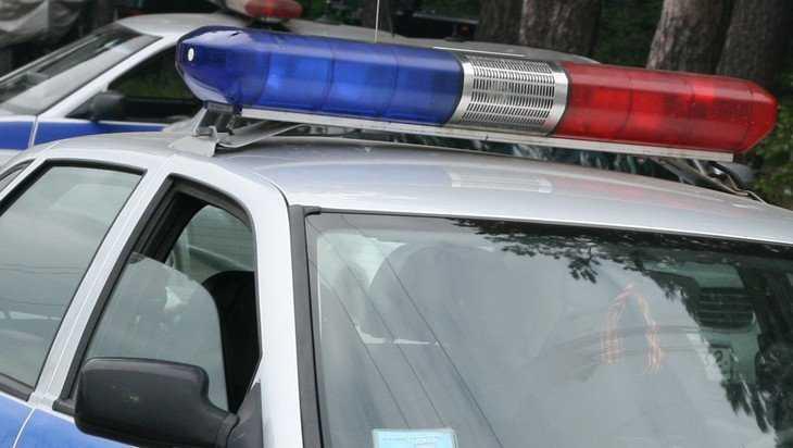 В Брянске на Речной улице произошла серьезная авария