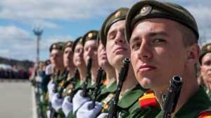 Брянский пункт отбора на военную службу признан лучшим в России
