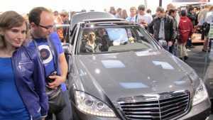 Число личных машин в Брянской области за 48 лет выросло в 130 раз