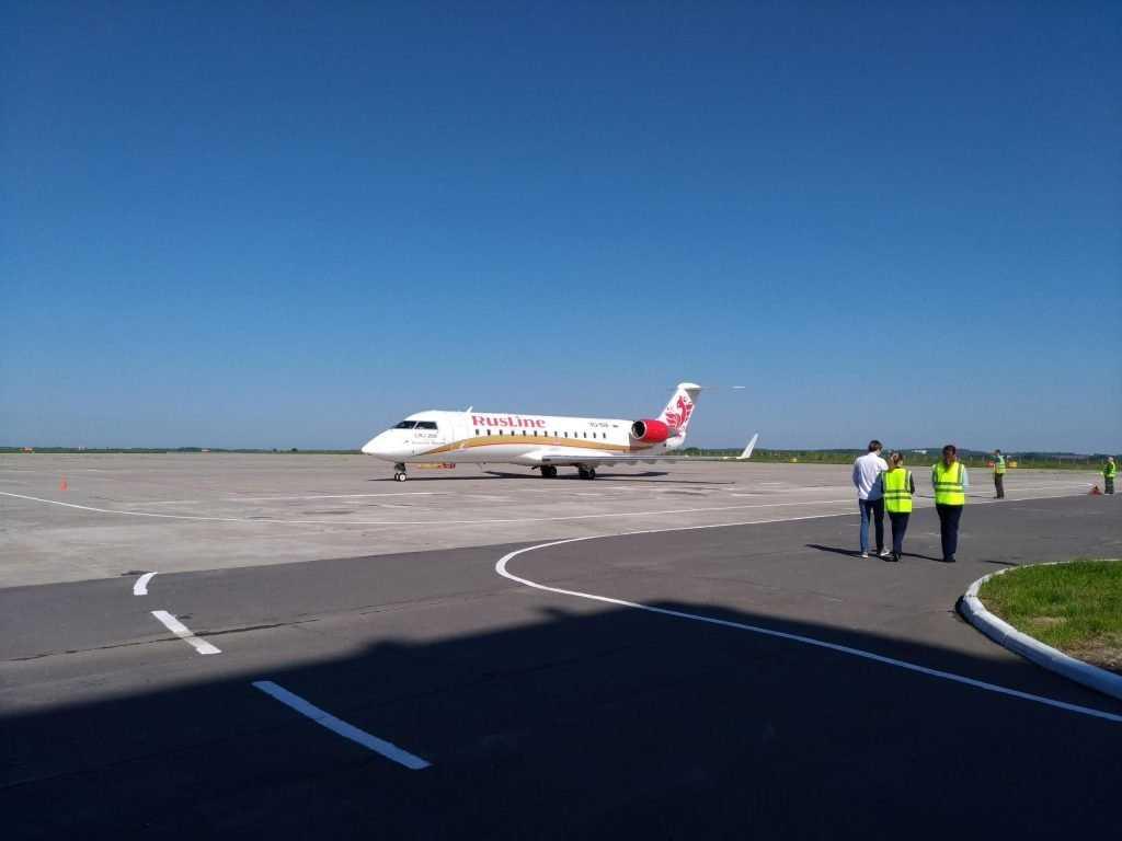 Авиарейсы из Брянска в Анапу стартовали 13 мая