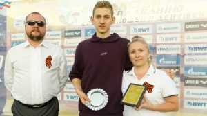 Брянский пловец победил на первенстве России