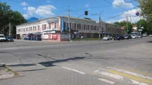 В Брянске начали капитальный ремонт дороги на улице Калинина
