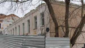 Дом Боровича в Брянске восстановит тамбовская фирма