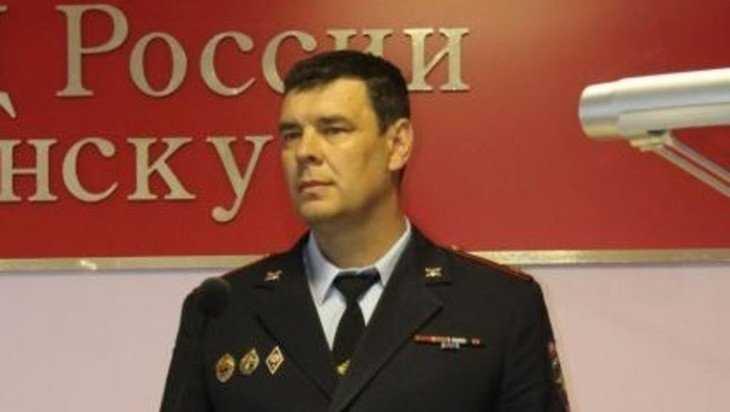 Глава полиции Брянска обвинён в превышении должностных полномочий