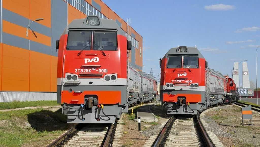 Трансмашхолдинг отправил на испытания новые двух- и трехсекционный грузовые тепловозы