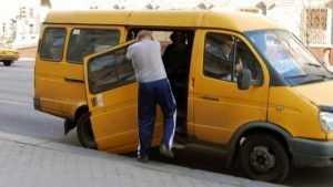 Брянские чиновники позволили возить пассажиров на старых маршрутках