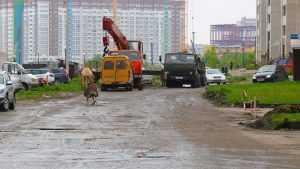 В Брянске начали ремонт дорог на улицах Калинина и Пересвета
