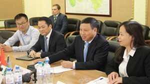 Вьетнамский посол пришел в восторг от Брянской области