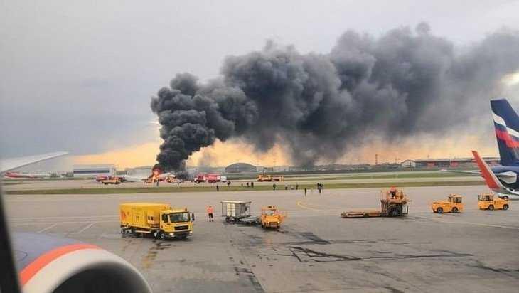 Стала известна причина катастрофы SSJ 100