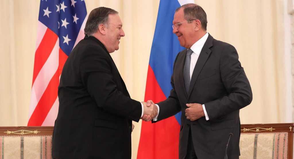 Лавров рассказал о понятиях представителю США