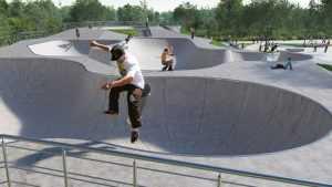 В Брянске построят скейт-парк или даже два