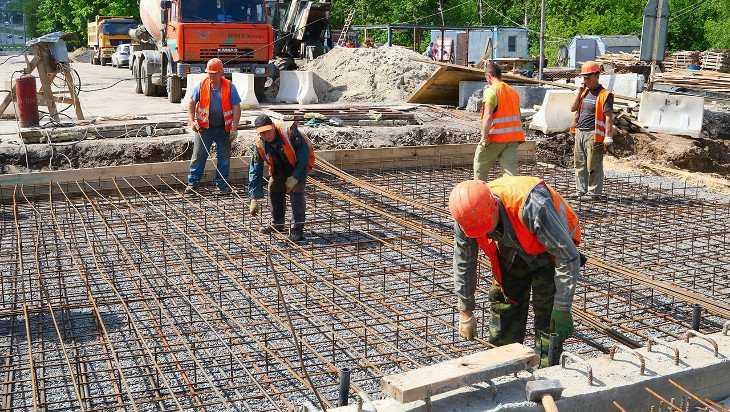 На Первомайском мосту в Брянске выполнена основная часть работ