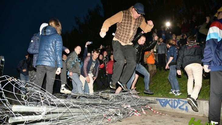 Соловьев о Екатеринбурге: «Наследники бесов устраивают свой шабаш»