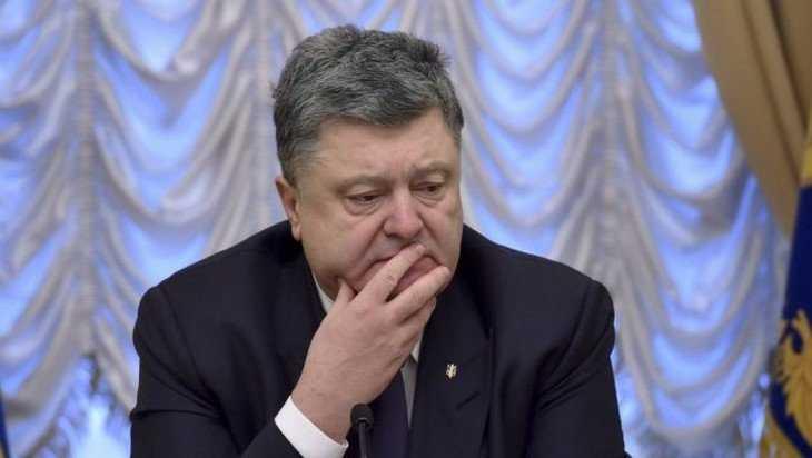 На Украине начали готовиться к аресту Порошенко