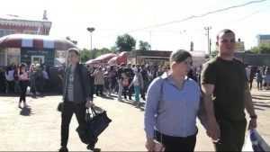 В Брянске из-за угрозы взрыва были эвакуированы вокзал, ЦУМ и «Галерея»