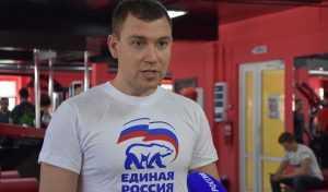 В Дятькове провели первый открытый турнир по русскому жиму