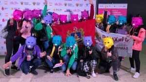Брянские студенты оказались сильны в уличных танцах
