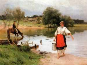 История одной крестьянки