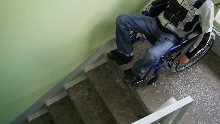 В Севске чиновников уличили в бездействии по отношению к инвалидам