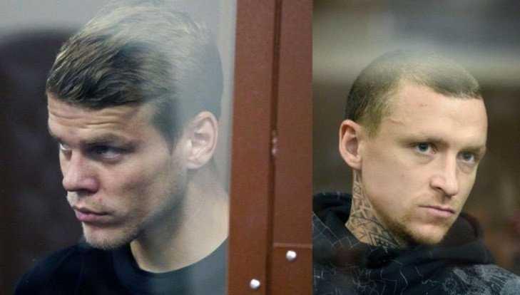 Брянская журналистка рассказала, с кем сидят Кокорин и Мамаев