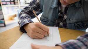 Школьник из Белоруссии сдал в Брянске ЕГЭ по китайскому языку