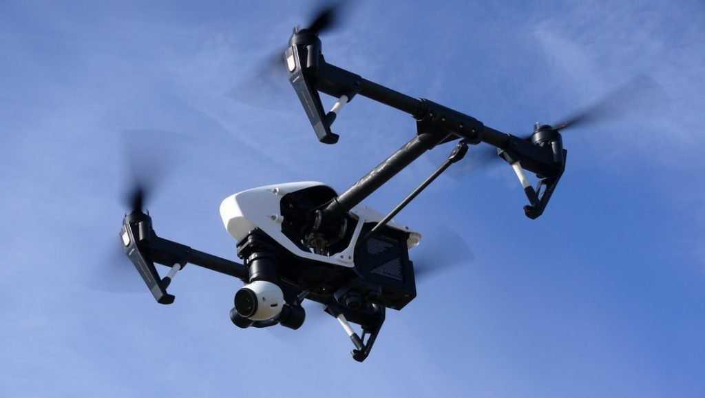 «Брянскэнерго» приступило к обследованию электросетей с высоты птичьего полета